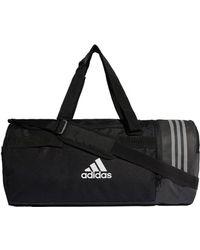 4fe1c0270477 Adidas Muti P Bag Men s Travel Bag In Black in Black for Men - Lyst