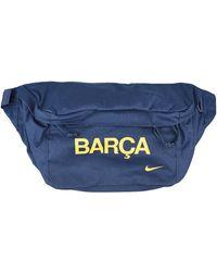Nike Heuptas Fc Barcelona Stadium Tech Ba5792-451 - Blauw