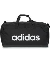 adidas Lin Duffle L Sports Bag - Black