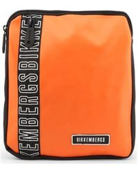 Bikkembergs Bolso - E2APME170032 - Naranja