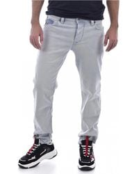 DIESEL Jeans LARKEE-BEEX-R 084TK - Hombres - Azul