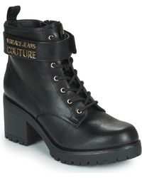Versace Jeans Couture Botines RIMA - Negro
