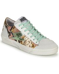 Semerdjian Sneakers Basse Elise - Bianco