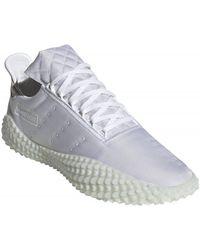 adidas Kamanda Chaussures - Blanc