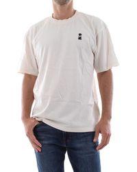 Edwin 45121MC000156 DOORS OF PERCEP.TS T-shirt - Blanc