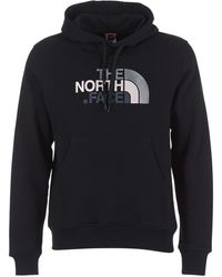 The North Face Sweater Drew Peak Pullover Hoodie - Zwart