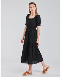 See U Soon 21121193B Robe - Noir