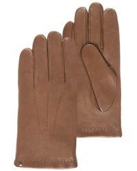 Isotoner - Gants cuir homme - Lyst