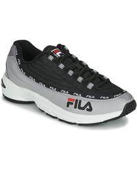 Fila Lage Sneakers Dstr97 - Zwart
