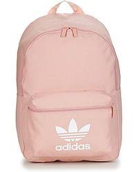 adidas Rucksack AC CLASS BP - Pink