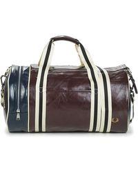 Fred Perry CLASSIC BARREL BAG Sac de sport - Multicolore