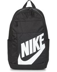 Nike Mochila NK ELMNTL BKPK - Negro