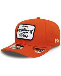 KTZ Pet Ne Outdoors 9fifty Stretch Snap - Oranje
