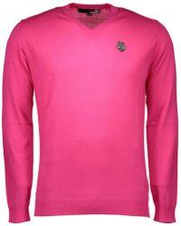 Love Moschino - M S 46V 00 X 0326 femmes Pull en rose - Lyst