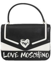 Love Moschino Handtas 98645061 - Zwart
