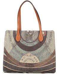Gattinoni Bigpl6430wpq Shopper Bag - Orange