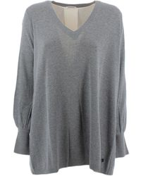 Twin Set Pull 3032 - Gris