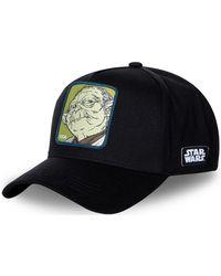 Capslab Casquette Star Wars Yoda Casquette - Multicolore