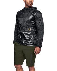 Under Armour - Perpetual Full Zip Jacket Men's Jacket In Black - Lyst