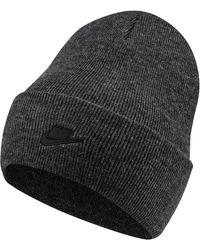 Nike JDI Cuffed Beanie Bonnet - Noir
