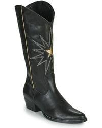 Fericelli Laarzen Niscome - Zwart