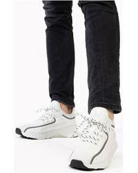 Spyder Baskets Ligier Chaussures - Blanc