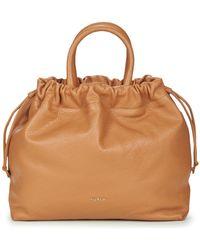 Furla Handtas Essential S Bucket Bag - Bruin