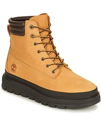 Timberland Damenstiefel RAY CITY 6 IN BOOT WP - Gelb