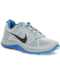 Nike - Lunarglide 5 Men's Running Trainers In Blue - Lyst