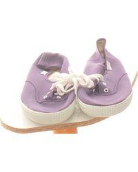 Victoria Paire De Chaussures 44 Chaussures - Violet