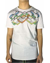 Lotto Leggenda LTU313 T-shirt - Multicolore