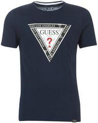 Guess T-shirt - Bleu