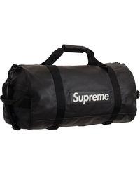 Supreme Bolsa de viaje EJW032019 - Negro