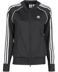 adidas Trainingsjack Sst Tracktop Pb - Zwart