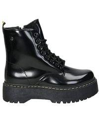 Isteria Boots - Noir