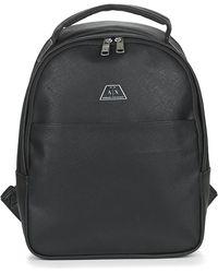 Armani Exchange 952083-cc523-00022 Backpack - Black