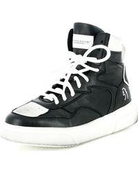 Primabase Sneakers Pelle - Nero