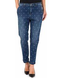 Gas 365786 Jeans - Bleu