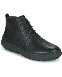 Camper Laarzen Grn1 - Zwart