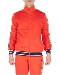 Fila Sweater Lefty Track Jacket - Rood