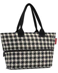 Reisenthel - Sac Shopping ref_46486 Fifties Black Cabas - Lyst