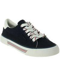 Tom Tailor 6995301 femmes Chaussures en bleu