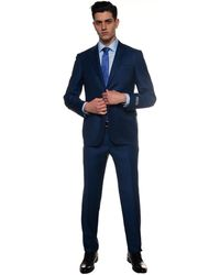 Canali L1128019-BF01497301 Costumes - Bleu