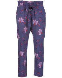 Teddy Smith PERLITA CANDY 30114014D Pantalon - Bleu