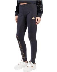 Legging Serianaor En Noir Femmes Collants Femme uTl35KJcF1