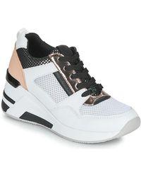 Tom Tailor Lage Sneakers Jisel - Metallic