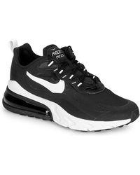 Nike Sneakers Air Max 270 React - Zwart