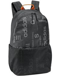 Adidas Originals Classic Tricot Men s Backpack In Black in Black for ... b4fa97c561