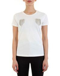 Relish BECHIDA T-shirt - Blanc