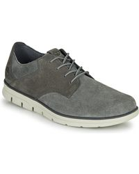 Timberland Lage Sneakers Bradstreet Pt Oxford - Grijs